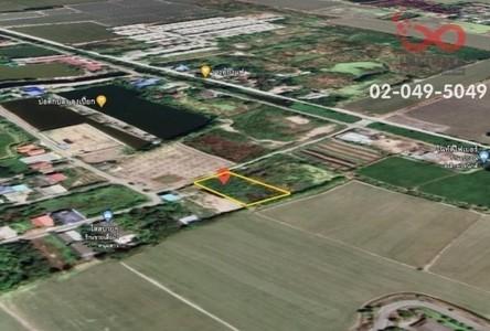 For Sale Land 952 sqm in Bang Bua Thong, Nonthaburi, Thailand