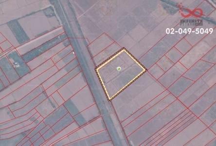 For Sale Land 33,760 sqm in Phrom Phiram, Phitsanulok, Thailand