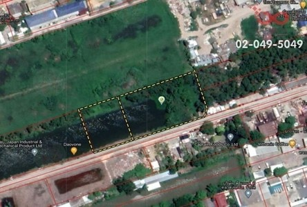 Продажа: Земельный участок 4,800 кв.м. в районе Min Buri, Bangkok, Таиланд