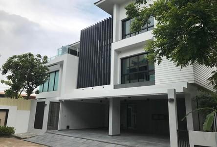 For Rent 4 Beds House in Bang Kapi, Bangkok, Thailand