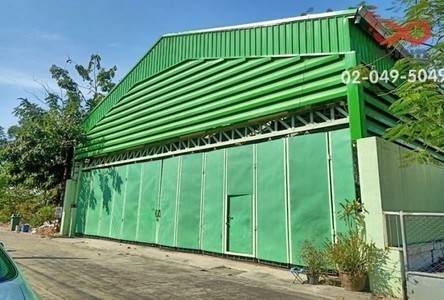 For Sale Retail Space 400 sqm in Sai Mai, Bangkok, Thailand