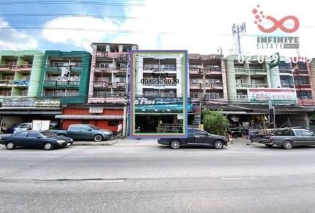 For Sale Retail Space 880 sqm in Mueang Samut Prakan, Samut Prakan, Thailand