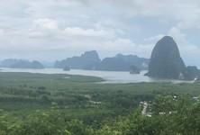 For Sale Land 56,000 sqm in Takua Thung, Phang Nga, Thailand