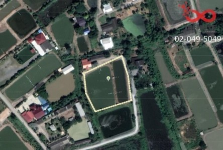 For Sale Land 4,800 sqm in Ban Pho, Chachoengsao, Thailand