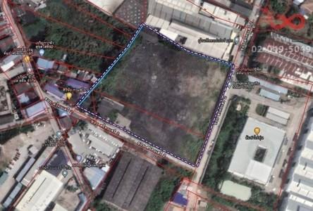 For Sale Land 14,116 sqm in Phra Samut Chedi, Samut Prakan, Thailand