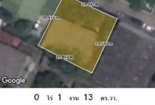 For Sale Land 452 sqm in Watthana, Bangkok, Thailand