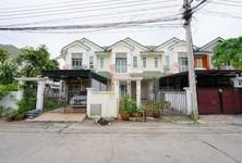 ขาย ทาวน์เฮ้าส์ 4 ห้องนอน เมืองนนทบุรี นนทบุรี