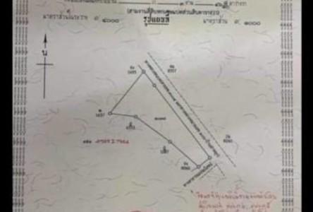 For Sale Land 1,384 sqm in Ban Hong, Lamphun, Thailand
