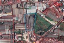 For Sale Land 7,664 sqm in Phra Samut Chedi, Samut Prakan, Thailand