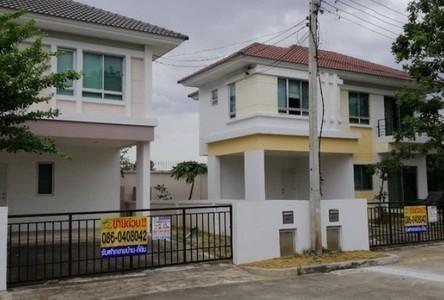 ขาย บ้านเดี่ยว 3 ห้องนอน ธัญบุรี ปทุมธานี