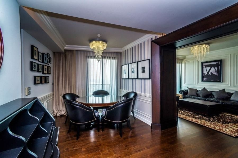 The Lumpini 24 - For Sale or Rent 3 Beds コンド in Khlong Toei, Bangkok, Thailand | Ref. TH-PASWOOVH