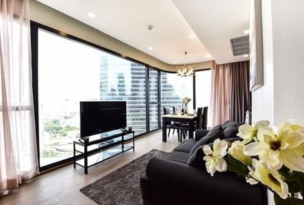 For Rent 2 Beds Condo Near MRT Sam Yan, Bangkok, Thailand