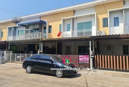ขาย ทาวน์เฮ้าส์ 3 ห้องนอน มีนบุรี กรุงเทพฯ