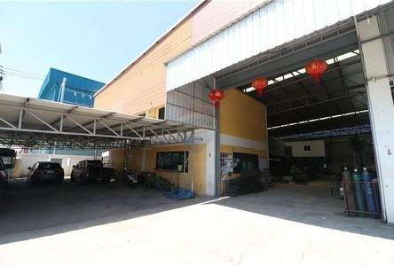 For Sale Warehouse 400 sqm in Krathum Baen, Samut Sakhon, Thailand