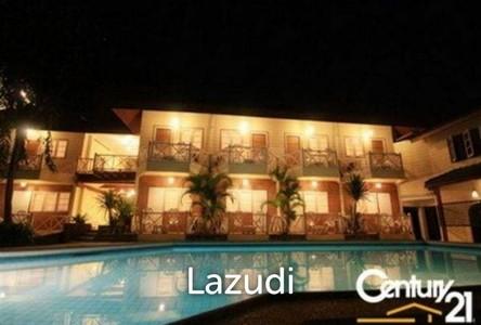 For Sale Hotel 6,400 sqm in Hua Hin, Prachuap Khiri Khan, Thailand