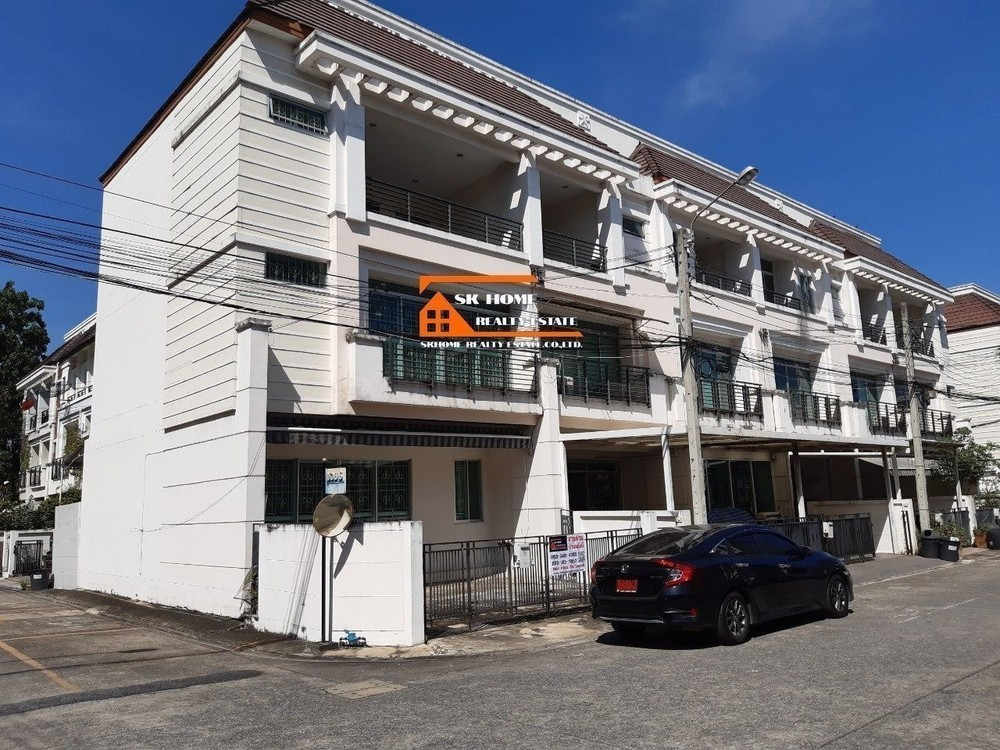 ขาย ทาวน์เฮ้าส์ 3 ห้องนอน สะพานสูง กรุงเทพฯ | Ref. TH-XGFTLDSP