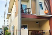 For Rent 3 Beds Townhouse in Mueang Maha Sarakham, Maha Sarakham, Thailand
