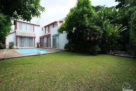 For Rent 3 Beds 一戸建て in Huai Khwang, Bangkok, Thailand