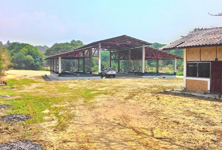 For Sale Warehouse 6 rai in Wang Nuea, Lampang, Thailand