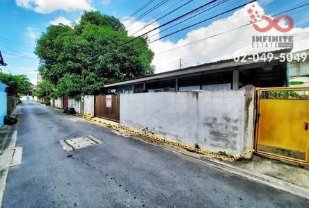 For Sale Land 46 sqm in Bang Sue, Bangkok, Thailand