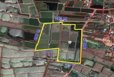 For Sale Land 99,200 sqm in Bang Pakong, Chachoengsao, Thailand