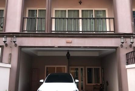 ขาย ทาวน์เฮ้าส์ 3 ห้องนอน บางละมุง ชลบุรี