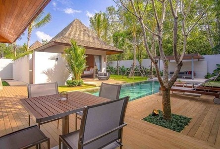 For Rent 4 Beds House in Thalang, Phuket, Thailand