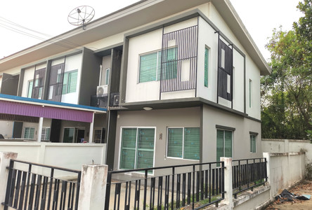 For Rent 2 Beds Townhouse in Nong Khae, Saraburi, Thailand