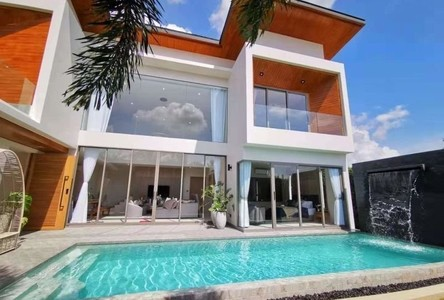 For Sale 3 Beds House in Thalang, Phuket, Thailand