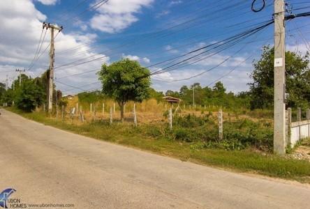 For Sale Land 1,600 sqm in Mueang Ubon Ratchathani, Ubon Ratchathani, Thailand