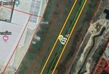 For Sale Land 33,600 sqm in Bang Pakong, Chachoengsao, Thailand