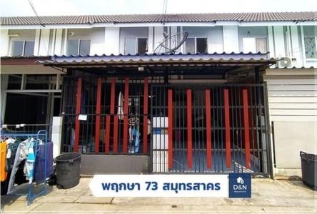 For Sale 3 Beds Townhouse in Mueang Samut Sakhon, Samut Sakhon, Thailand