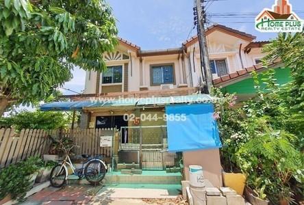 For Sale 4 Beds タウンハウス in Thanyaburi, Pathum Thani, Thailand