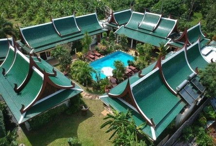 For Sale Hotel 7 rooms in Thalang, Phuket, Thailand