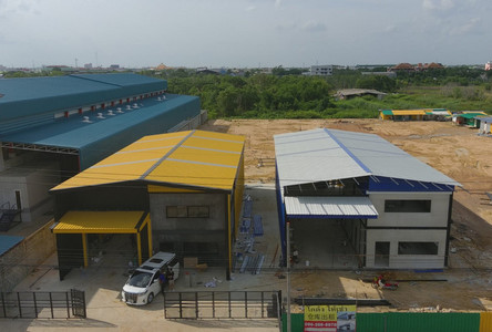 For Rent Warehouse 600 sqm in Khlong Luang, Pathum Thani, Thailand