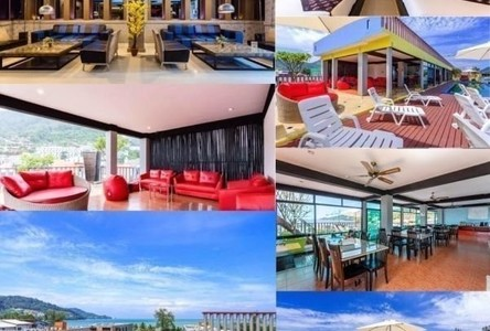 For Rent Hotel 56 rooms in Kathu, Phuket, Thailand