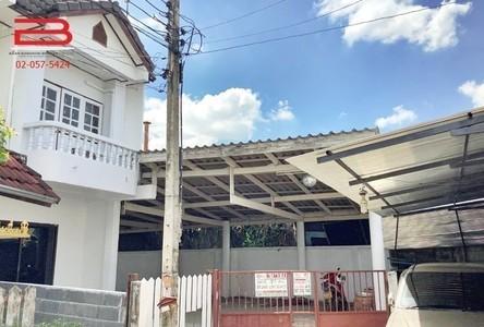 ขาย ทาวน์เฮ้าส์ 2 ห้องนอน มีนบุรี กรุงเทพฯ