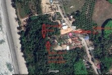 For Sale Land 4,748 sqm in Ko Lanta, Krabi, Thailand