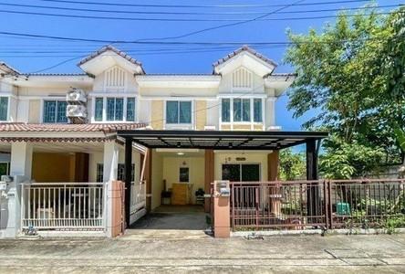 ขาย ทาวน์เฮ้าส์ 3 ห้องนอน เมืองนนทบุรี นนทบุรี
