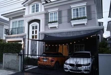 ขาย บ้านเดี่ยว 4 ห้องนอน บึงกุ่ม กรุงเทพฯ
