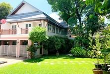 ให้เช่า บ้านเดี่ยว 4 ห้องนอน วัฒนา กรุงเทพฯ