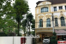 ขาย บ้านเดี่ยว 3 ห้องนอน บางคอแหลม กรุงเทพฯ