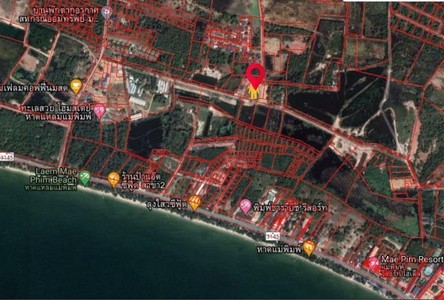 For Sale Land 2,800 sqm in Klaeng, Rayong, Thailand