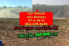 For Sale Land 77 sqm in Mueang Phetchabun, Phetchabun, Thailand