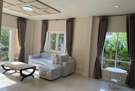 For Rent 3 Beds House in Bang Kapi, Bangkok, Thailand