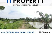 For Sale Land in Ratchasan, Chachoengsao, Thailand