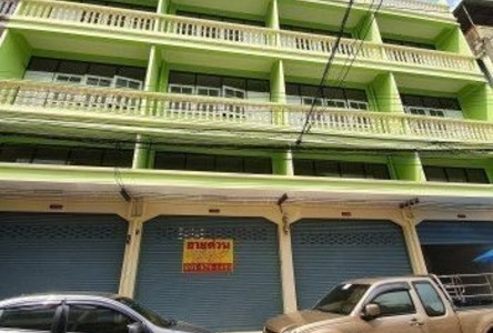 For Sale Retail Space 80 sqm in Phasi Charoen, Bangkok, Thailand