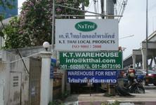 For Rent Land 2-–-0 rai in Bang Pakong, Chachoengsao, Thailand