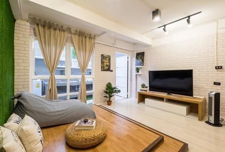 ให้เช่า ทาวน์เฮ้าส์ 6 ห้องนอน วัฒนา กรุงเทพฯ