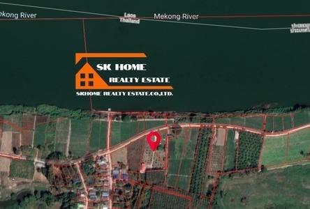For Sale Land 6,300 sqm in Si Chiang Mai, Nong Khai, Thailand